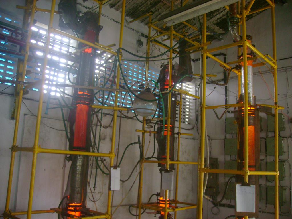Rose Oxide Unit