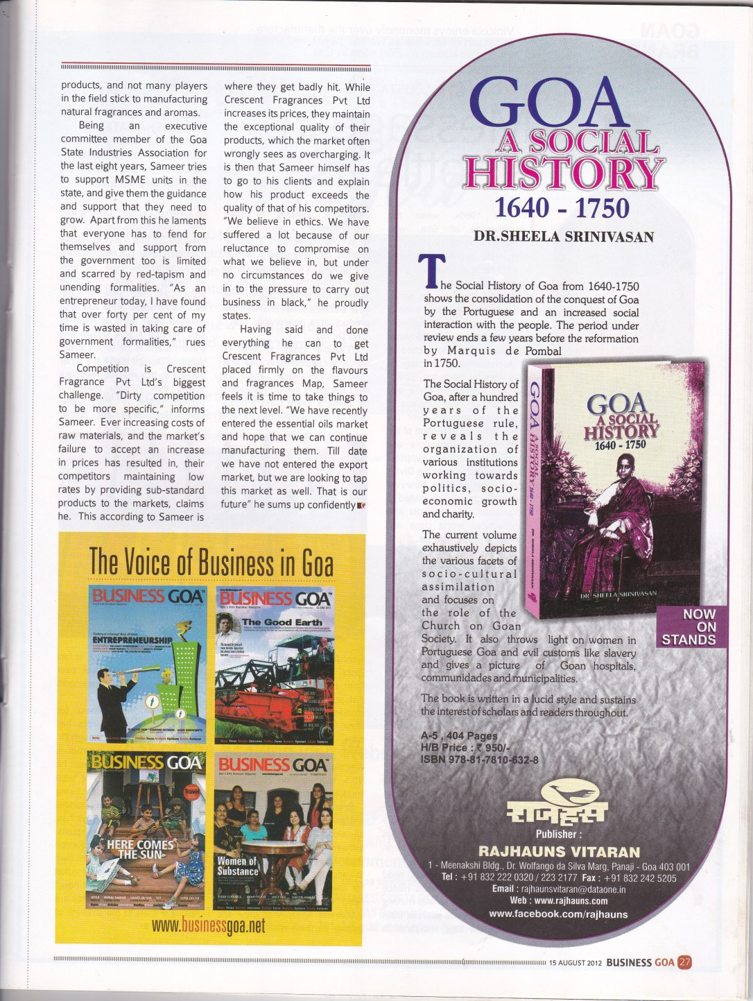 Business Goa Page 2